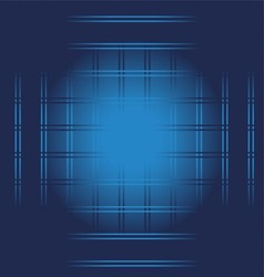 Blue Lines Abstract Background vector