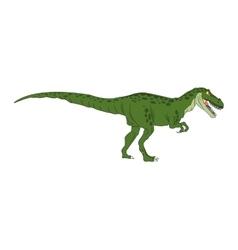 Dinosaur cartoon comic tiranosaur rex vector image