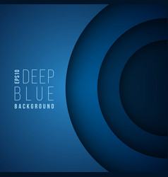Dark blue business 3d wallpaper abstract vector