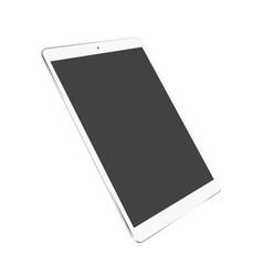 tablet gadget vector image