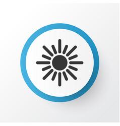 Dhuhr icon symbol premium quality isolated midday vector