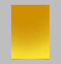 halftone circle pattern background poster design vector image