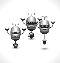 Robots Collection vector