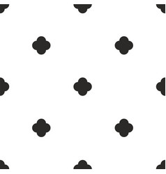 tile black and white background vector image