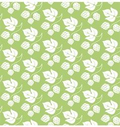 Floral pattern Hop vector image