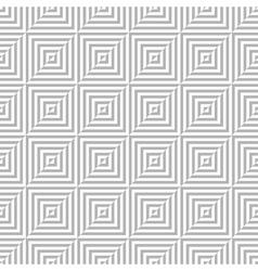 geometric polygon seamless patternFashion graphic vector image