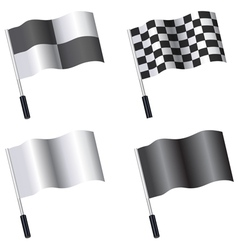 flag template vector image