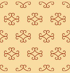 Geometric islamic seamless pattern vector