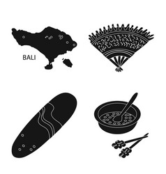 Isolated object and traditional symbol set vector