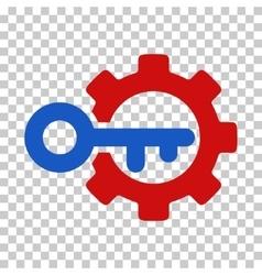 Key Options Icon vector