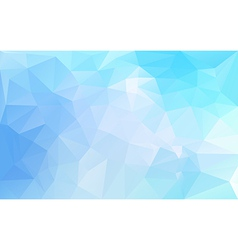 abstract background in blue tones vector image