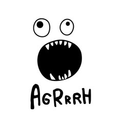 agrrh vector image