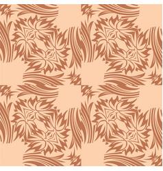 Art deco seamless geometric pattern vector