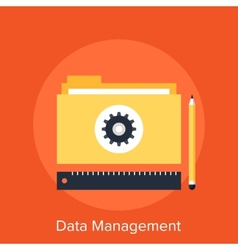 Data Management vector