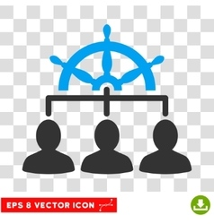 Management Eps Icon vector