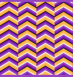 Optical illusion seamless pattern moving vector