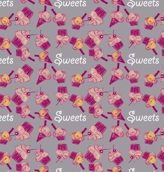 fruit sweets vector image vector image