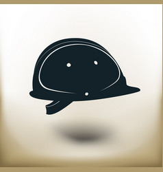 simple builder helm vector image