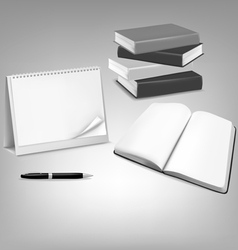 stationary vector image