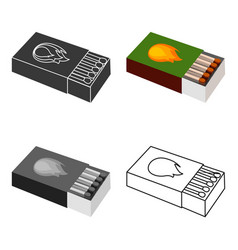 Match icon of for web and vector
