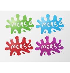 Mers Corona Virus vector