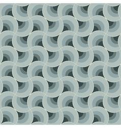 petals grid vector image