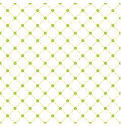 Light green polka dots seamless pattern vector