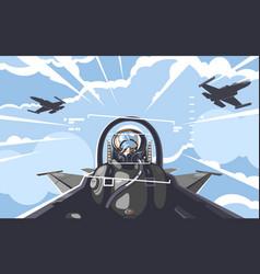 Pilot 2 vector