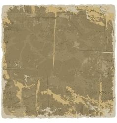 Grunge texture vintage background vector image
