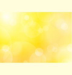 Abstract golden shine blured background vector