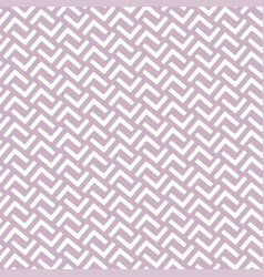 geometric seamless pattern in east asian style vector image