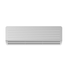 air condition on white back vector image