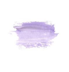 abstract watercolor spot watercolor design vector image