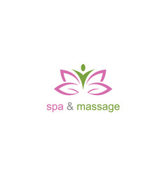 Spa logo vector
