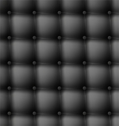 leather upholstery vector image vector image