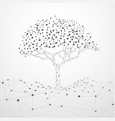 Poly tree vector