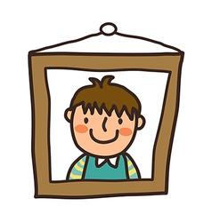 Icon frame vector