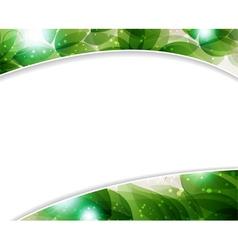 Lush foliage vector