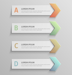 Paper infographic51 vector