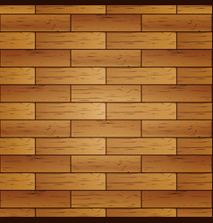 seamless background of wooden parquet vector image
