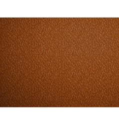 beige leather Stock vector image vector image