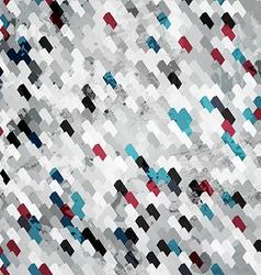 Black grunge seamless pattern vector