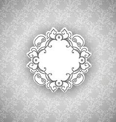 decorative background 0405 vector image
