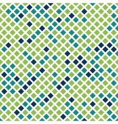 Green checkered texture vector