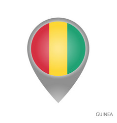 guinea point vector image