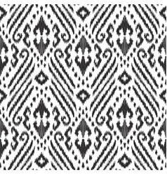 oriental seamless pattern vector image