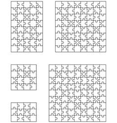 Pet puzlidd vector