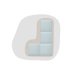 Ceramic tile vector