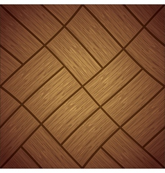 Wooden floor vector