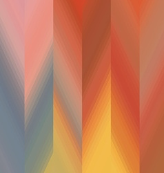 Zig-zag background olorful abstract vector